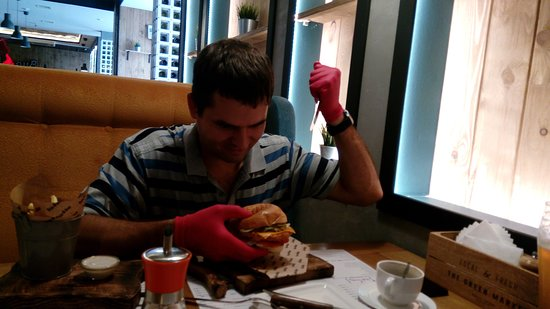 BurBon бургер