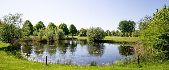Golfclub Zeewolde: Uitzicht vanaf Botter3