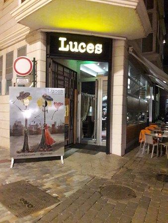 Luces restaurante Photo