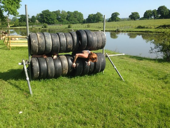 Obstacle Play Park