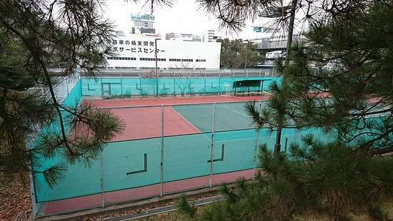 Koto Sports Tide Baseball Field, Tennis Field