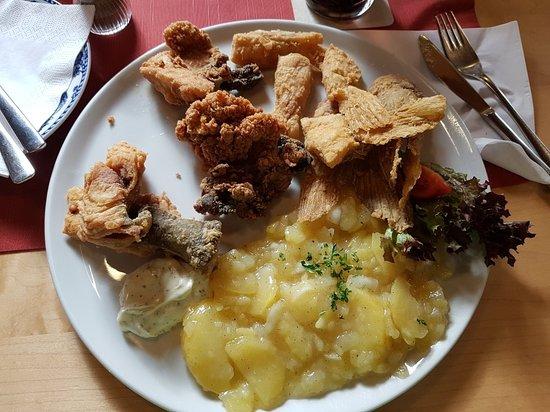 Landgasthof Zum Stern Markt Erlbach Restaurant