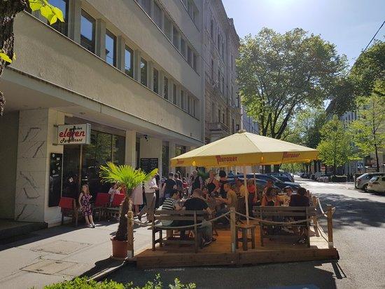 Eleven Cafe-Bar-Restaurant