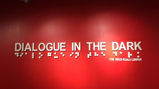 Dialogue in the Dark Experiential Learning Centre