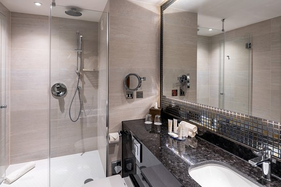 Bathroom for one of our Suites