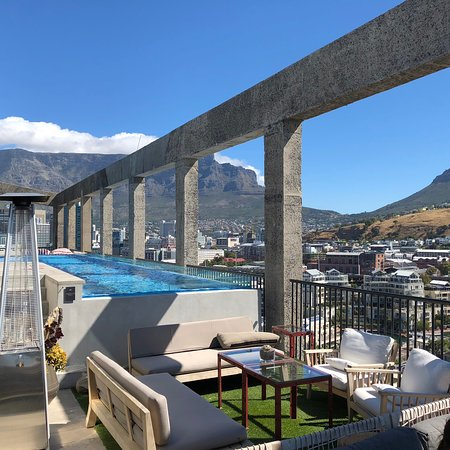 Balcony - Silo Rooftop Bar Photo