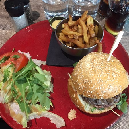 French Burgers Photo