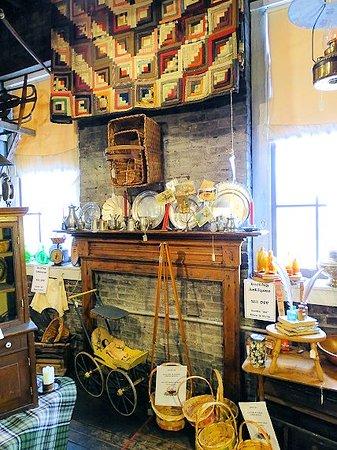 Bootleg Antiques: inside
