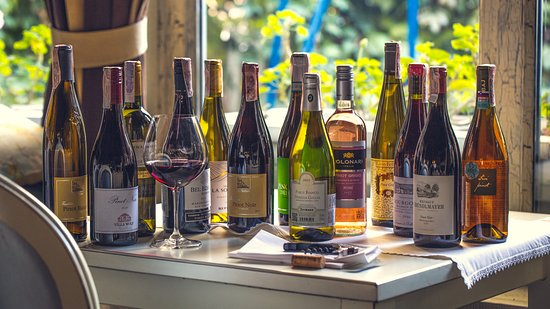 Al Faro: Pinot Noir collection.