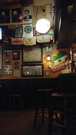 Irish Pub Decor