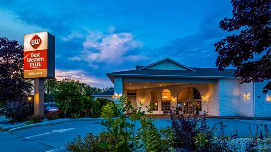 Best Western Plus Orillia Hotel, Hotels in Georgina