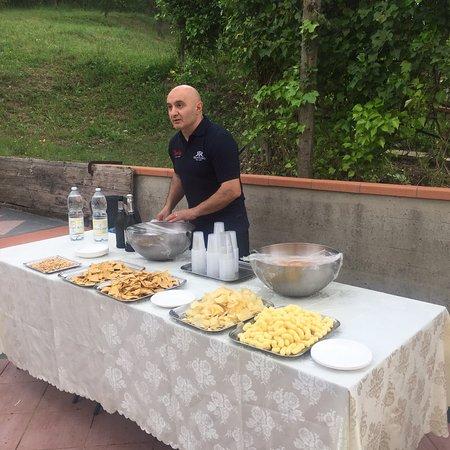 Grassina, Itália: Locale e prelibatezze