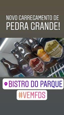 Cerveja PEDRA GRANDE artesanal