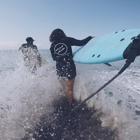 Surf With Aldo Bali