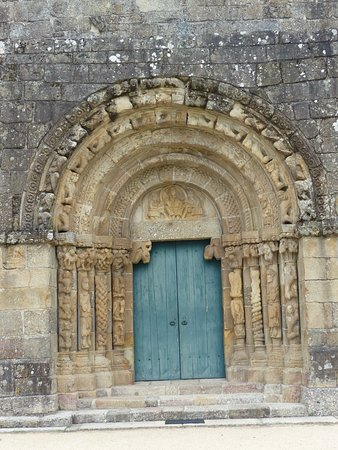 Bravais, Portugal: Het prachtig portaal
