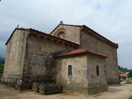 Bravais, Portugal: Het schattig kerkje
