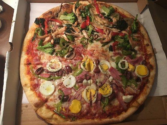 Fairfield Pizza Menu Prices Restaurant Reviews Food