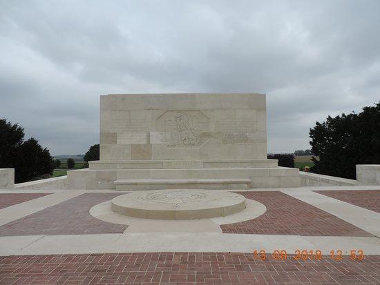 Bellicourt Monument