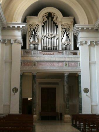 organo della chiesa