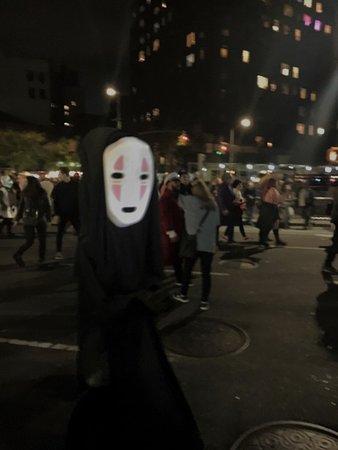 The Village Halloween Parade_Sanju-15