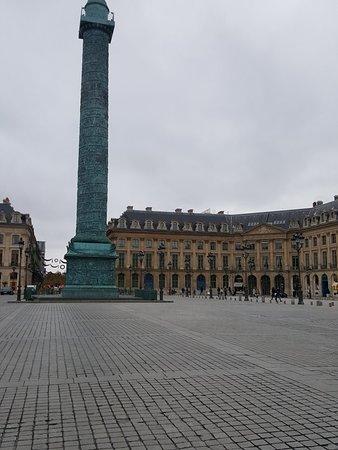 Place Vendome Paris