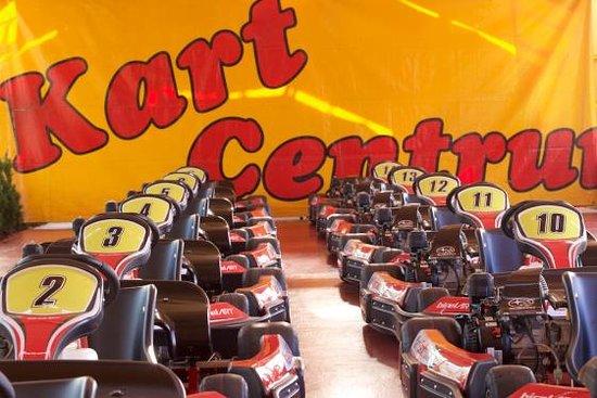 Motokáry - Kart-centrum Radotin