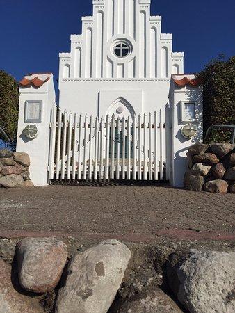 Porten er åben