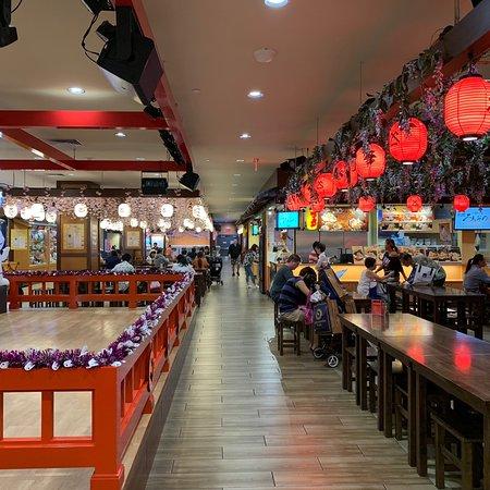 Fabulous Japanese Food Court At Ala Moana Centre Don T Miss Review Of Shirokiya Japan Village Walk Honolulu Hi Tripadvisor