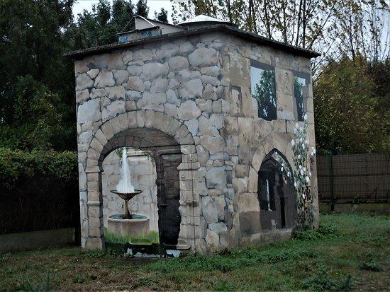 La station de pompage relookée