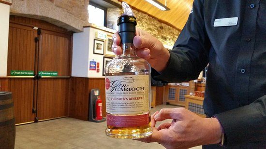 Glen Garioch Distillery Photo