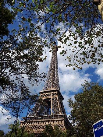 Tour Eiffel : Desde el Parque