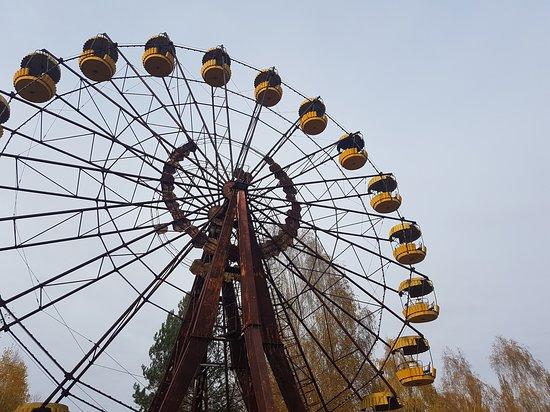 Chernobyl Exclusive Tours: Forlystelsespark i Pripyat