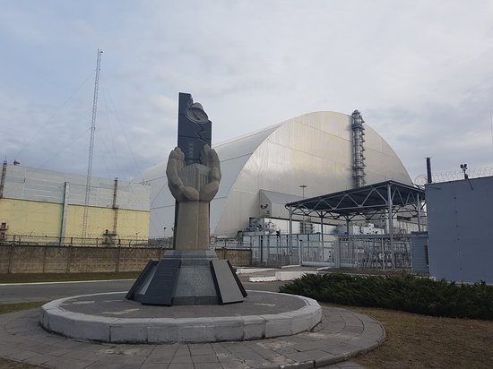 Chernobyl Exclusive Tours: The power plant