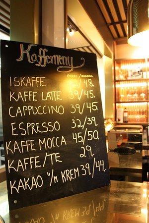 God kaffe er viktig