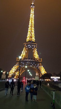 Tour Eiffel : Eiffelturm