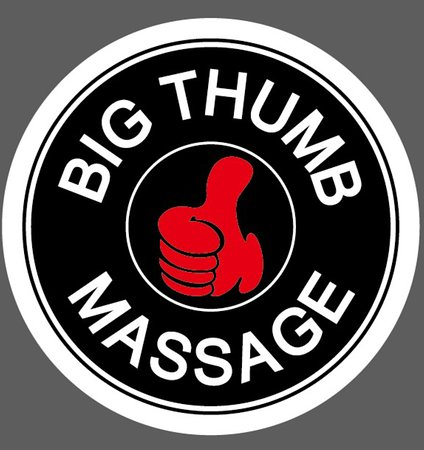 Big Thumb Massage Rye