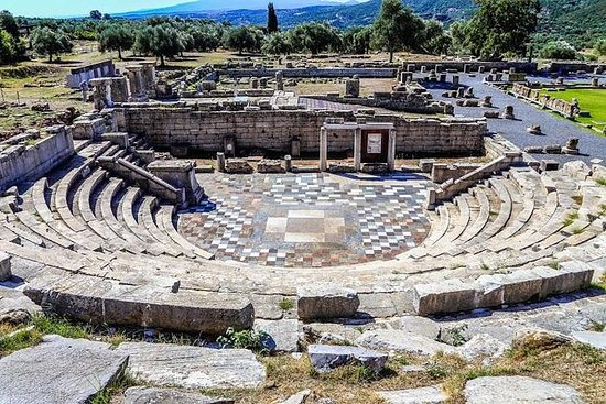 Private Day Trip to Ancient Messene - Ithomi from Kalamata
