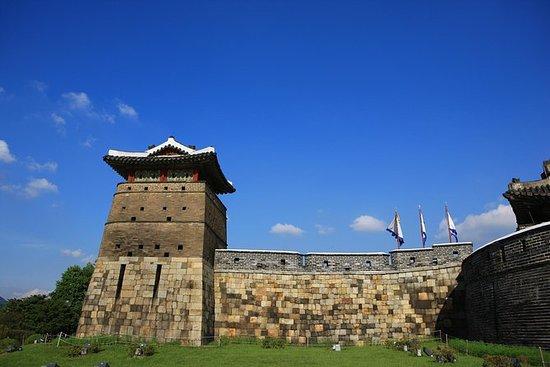 ソウル発、華城と韓国民俗村ツアー
