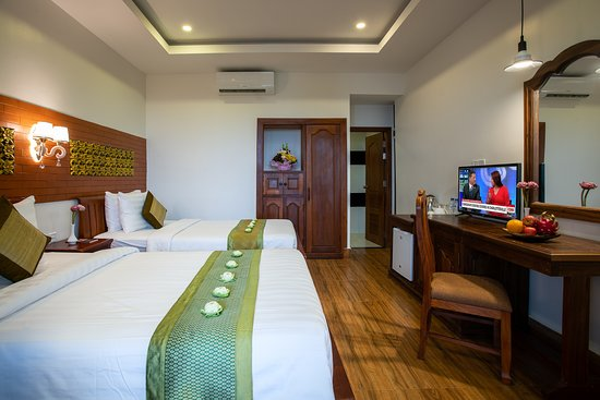 Pictures of Champey Sor Angkor Boutique Hotel - Svay Dangkum Photos