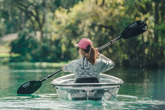 Get Up And Go Kayaking - Rainbow Springs
