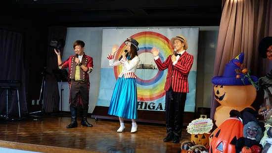 Musical Show on board the Michigan