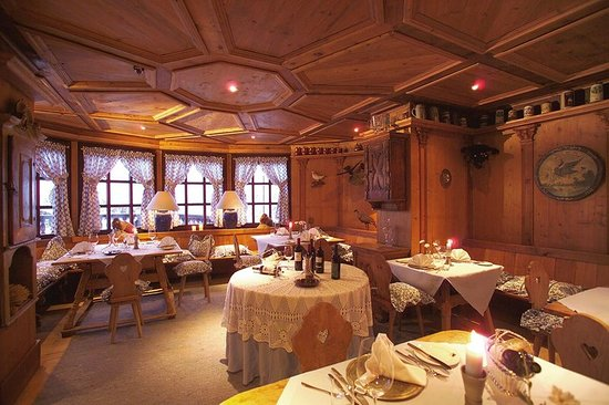 Hochgurgl, Áustria: Restaurant