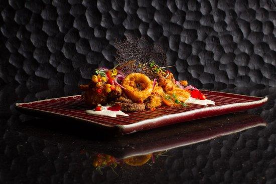 AYA Street: Fried Calamari