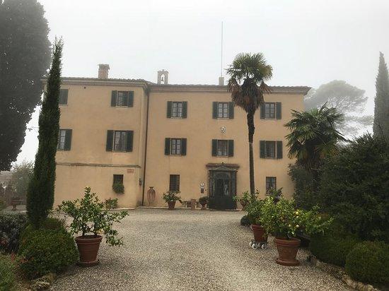 Beautiful Tuscan Setting