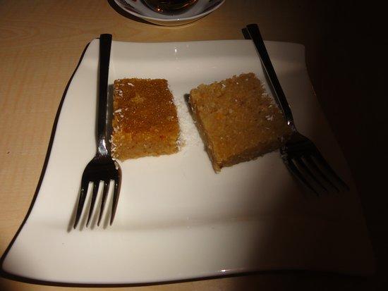 My Home Sultanahmet Restaurant, サービスのデザート