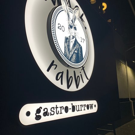 Black Rabbit Gastro-Burrow