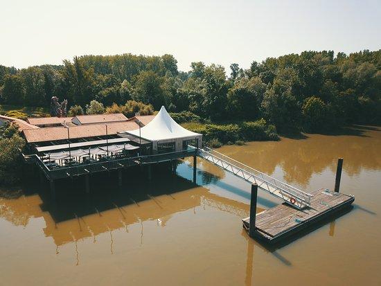 LA MAISON DU FLEUVE, Camblanes et Meynac - Menu, Prix & Restaurant