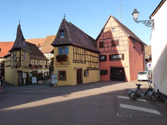 Office de Tourisme d'Eguisheim et Environs