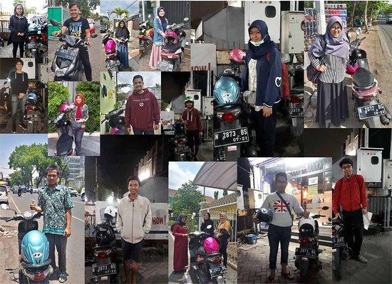 Rent-a-Motor Malang