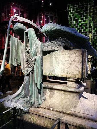 Visite des studios Warner Bros. : The Making of Harry Potter avec transport aller-retour depuis Londres : Tom Riddle's Grab